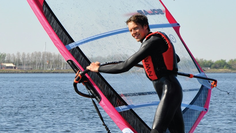 Windsurfing moves